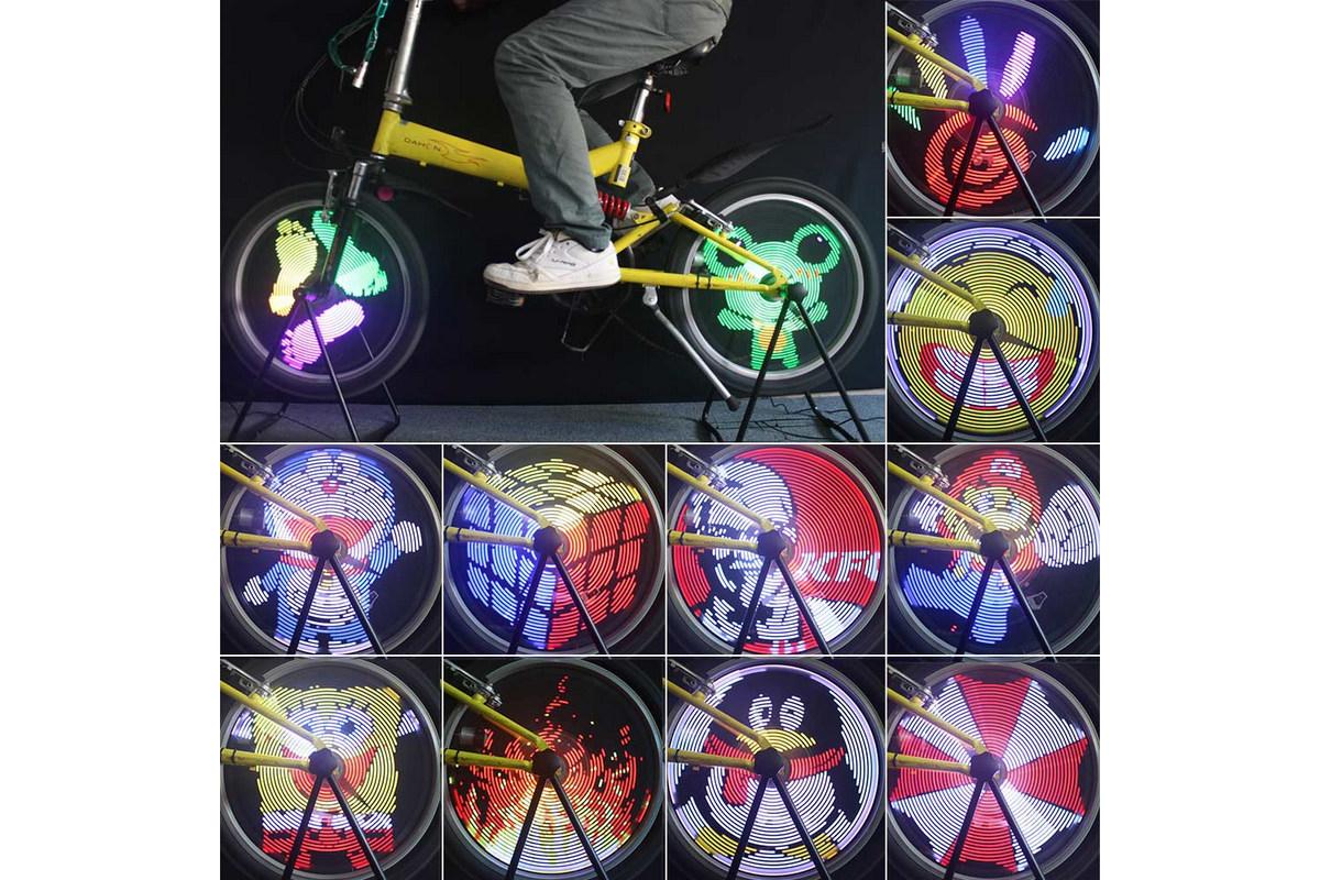 Вау-эффект для велосипеда