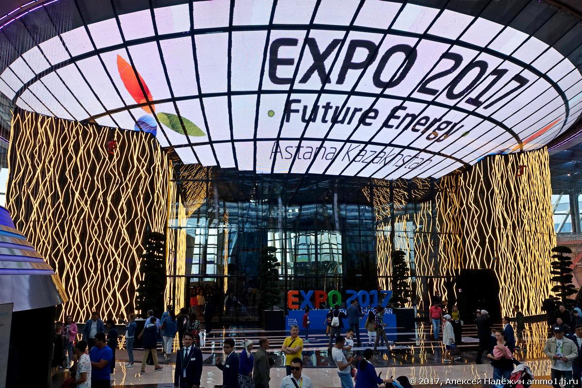 Телевизор будущего, гигантский шар и энергетический парад