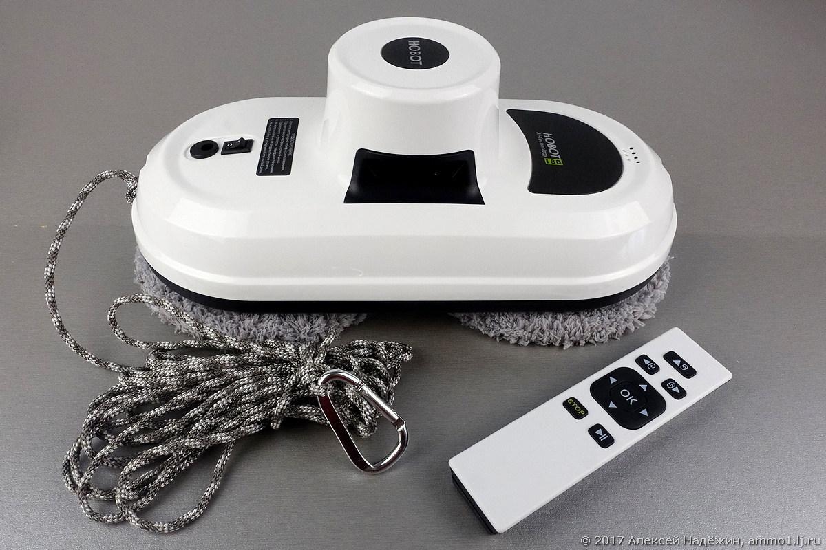 Робот для мытья окон Hobot-188