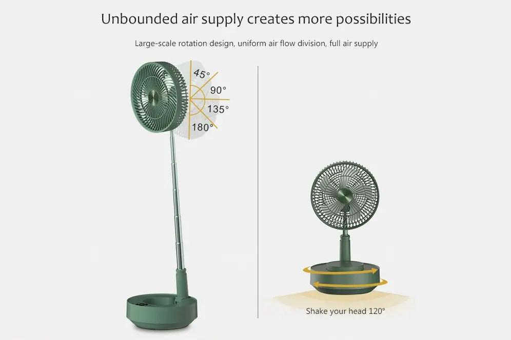 Xiaomi изобрели вентилятор