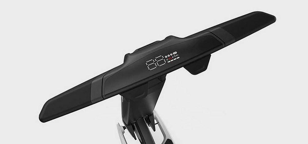 Segway выпустили лёгкий и необычный электросамокат