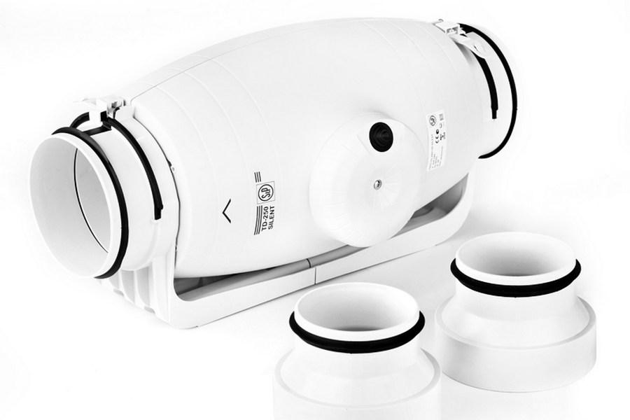 Вентилятор для системы домашней приточки